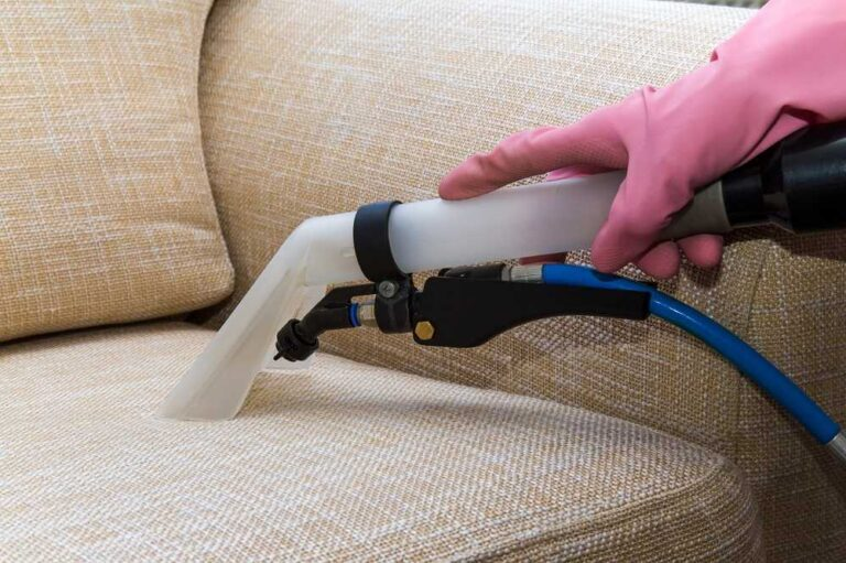 DIY How To Clean Your Glider Cushions
