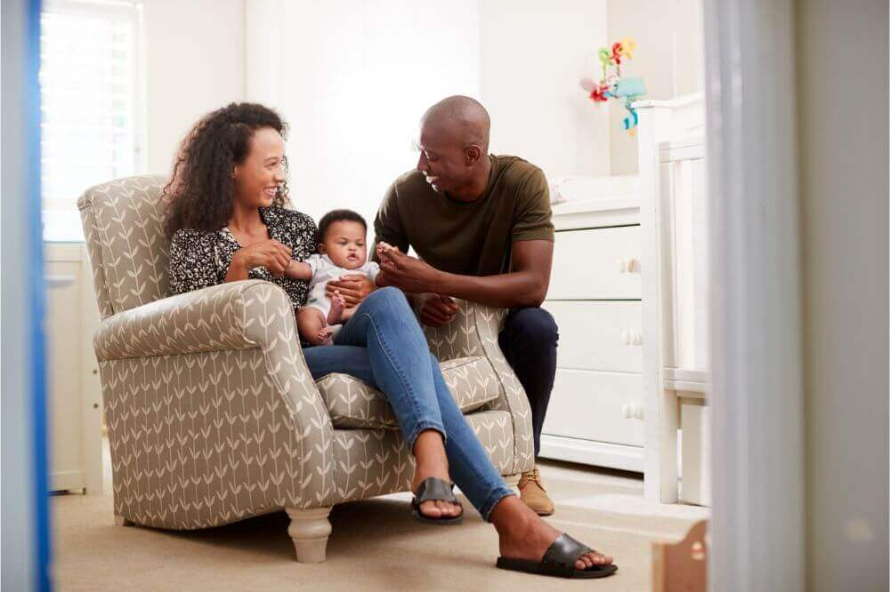Nursery Gliders For Tall Parents