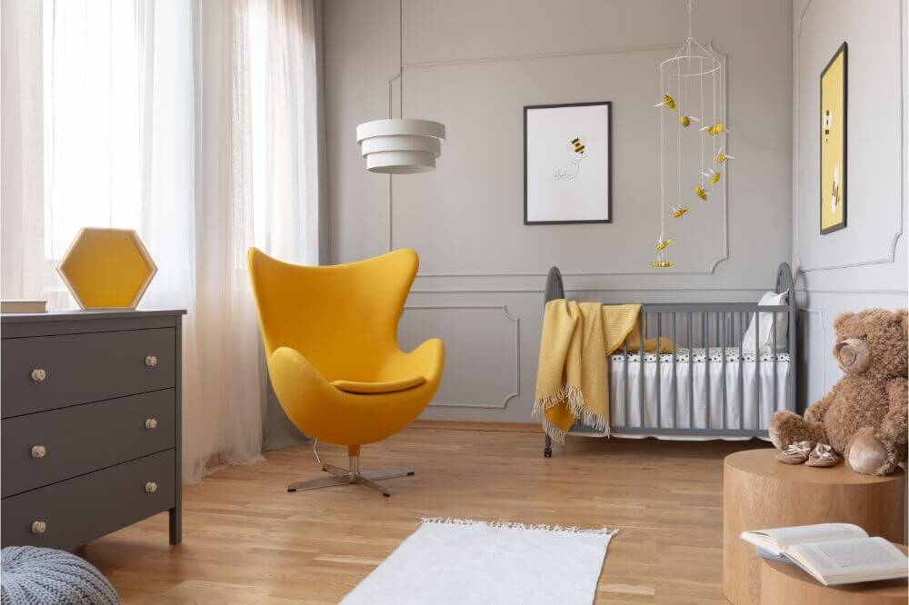 3 Highly Rated Yellow Rocking Chairs Available in the Market