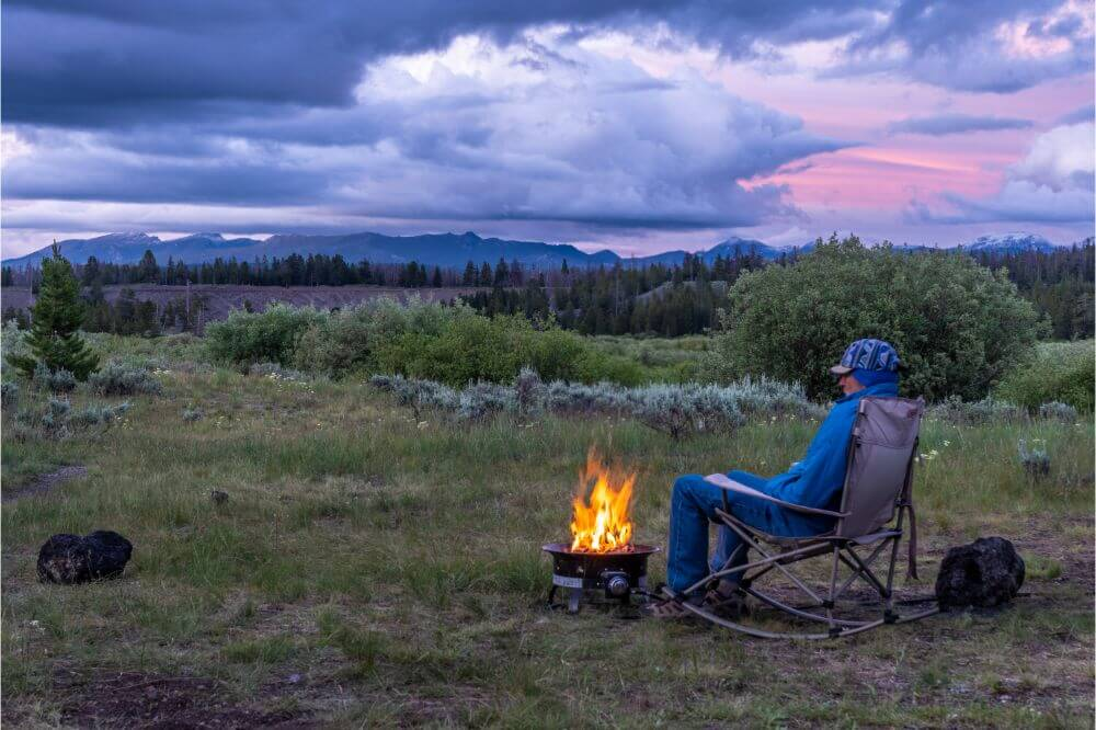 Best Camping Rocking Chairs
