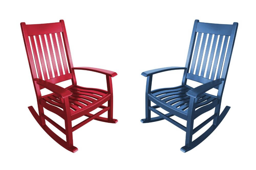 est Rated Hinkle Rocking Chairs