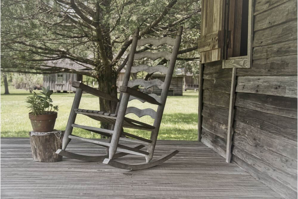 Best Rustic Rocking Chairs