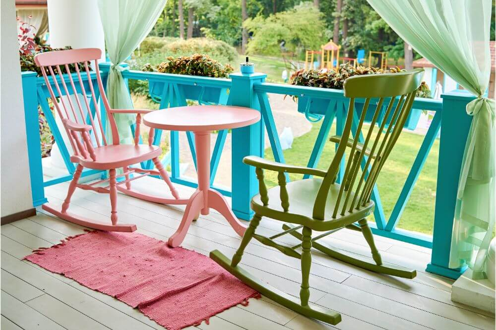 Best Rated Pink Rocking Chairs