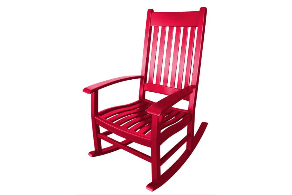 Best Red Rocking Chairs