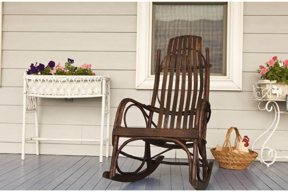 Best Amish Rocking Chairs